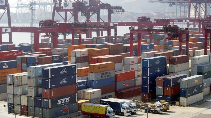 香港現代貨箱碼頭加入區塊鏈物流平台TradeLens(圖:AFP)