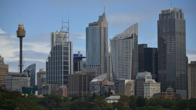澳洲雪梨(圖:AFP)