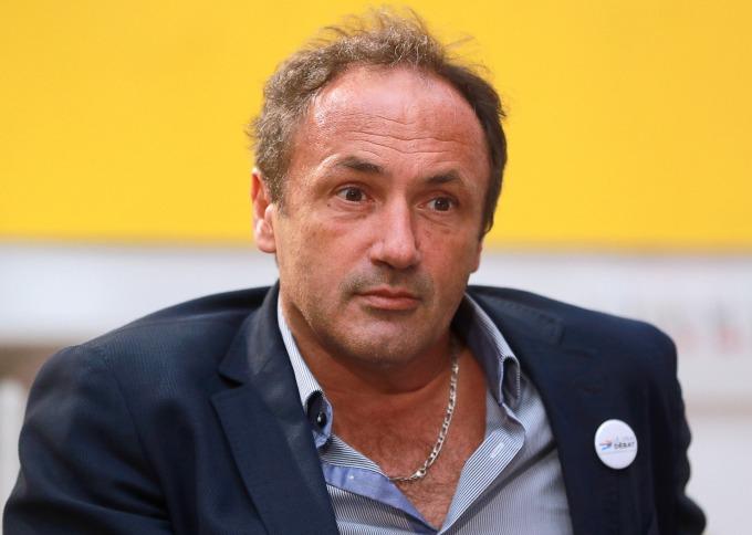 Sigfox 創辦人兼CEO Ludovic Le Moan (圖片來源:AFP)