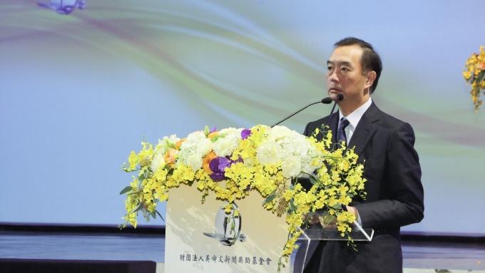 裕隆集團已故董事長兼執行長嚴凱泰。(圖:裕隆提供)