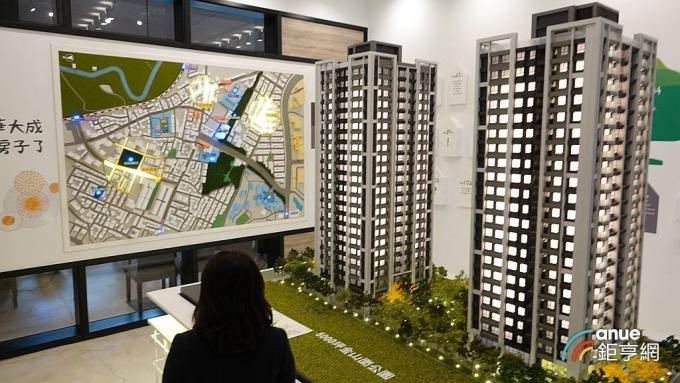 統計:新竹縣市購置四房宅比例完勝六都 。(鉅亨網記者張欽發攝)