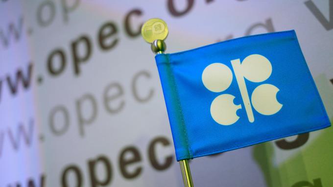 OPEC的標誌(圖:AFP)