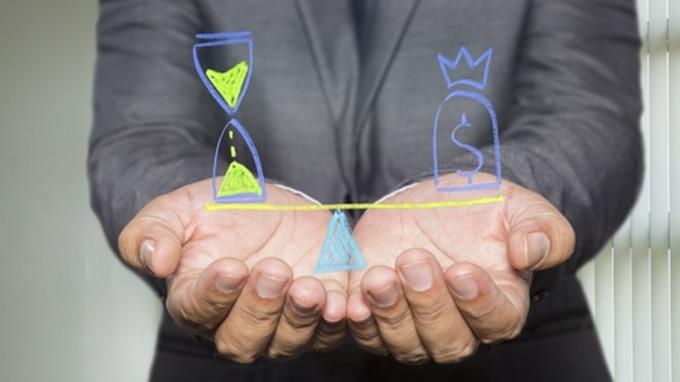 市場波動變大時,保持適度交易節奏,反而更能抓取獲利機會。(鉅亨網資料照片)