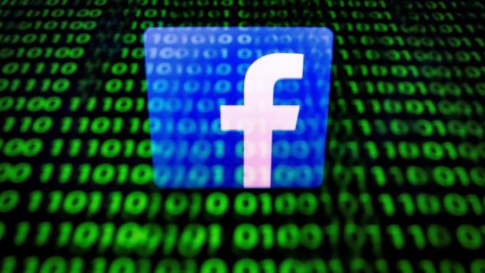 傳臉書將用戶數據作為商業競爭武器(圖:AFP)