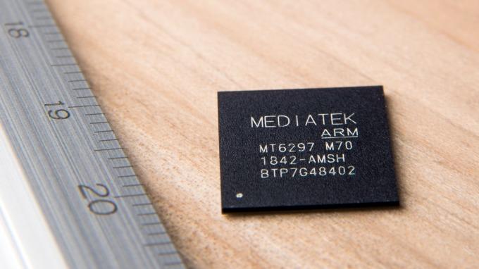 聯發科M70晶片。(圖片:聯發科提供)