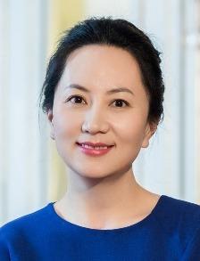 華為副董事長、全球財務長孟晚舟      (圖取自華為官網)