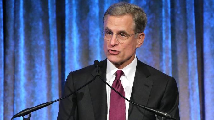圖:AFP  達拉斯Fed銀行總裁Robert Kaplan