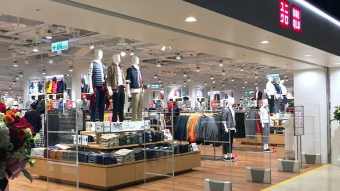 UNIQLO明年在台強化新零售布局。(圖:取自UNIQLO臉書粉絲團)
