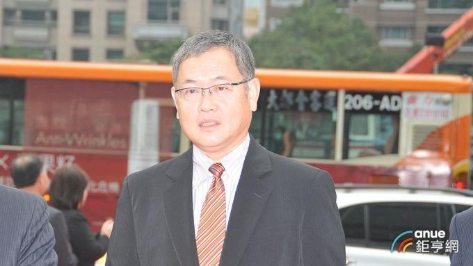 志超科技董事長徐正民。(鉅亨網記者張欽發攝)