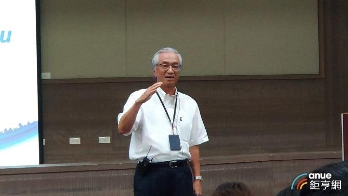 啟碁董事長謝宏波。(鉅亨網資料照)