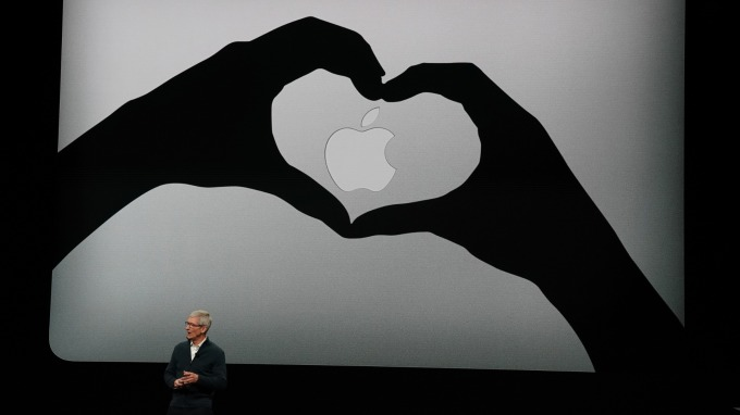 擴展音樂業務 蘋果收購獨立藝人經紀公司Platoon。(圖:AFP)