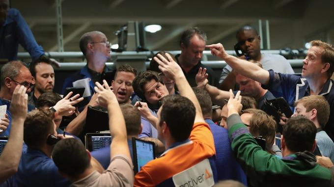 美股本週觀察:殖利率曲線、脫歐票決、通膨數據 (圖:AFP)