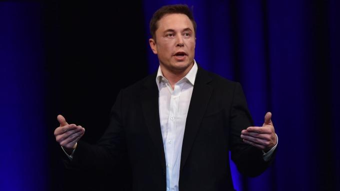 特斯拉和SpaceX掌門人馬斯克。(圖:AFP)