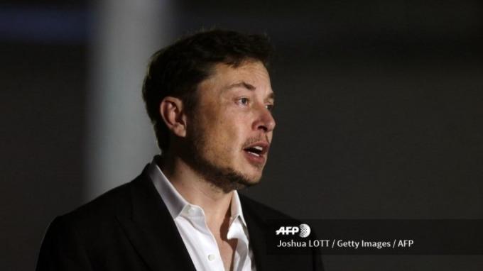 特斯拉執行長Elon Musk (圖:AFP)