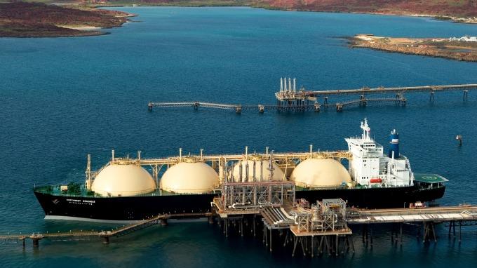 澳洲成第一大液化天然氣出口國(圖:afp)