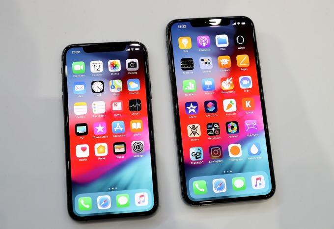 蘋果 9 月推出的 iPhone XS/XS Max 和 XR 不受在陸銷售禁令影響。(圖:AFP)