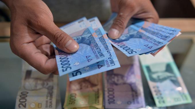 印尼盾(圖:AFP)