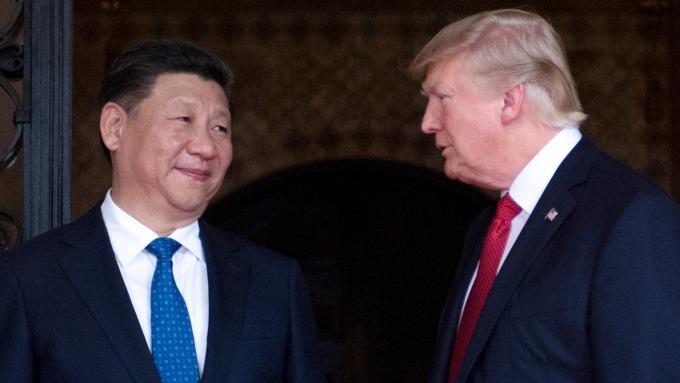 貿易戰使中國經濟受創。(圖:AFP)