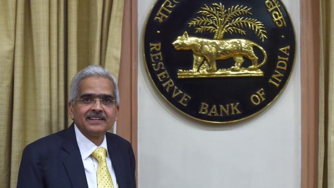 印度任命Shaktikanta Das為新任總裁(圖:AFP)