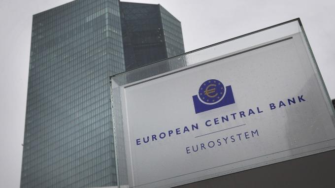 歐洲央行QE將落幕。(圖:AFP)