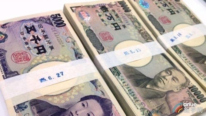 瑞銀預測,日圓兌美元可望在三個內升至110元。(鉅亨網資料照)