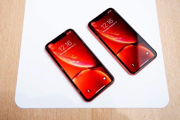郭明錤宣布下修 2019 年第一季 iPhone 出貨量約 20%。(圖:AFP)