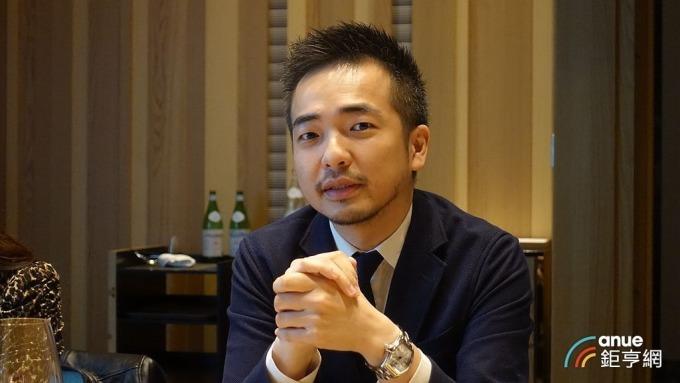 長佳副董事長王才翔。(鉅亨網記者張欽發攝)