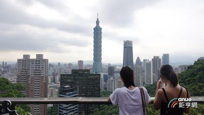 台北市為六都中幸福指數最高者。(鉅亨網記者張欽發攝)