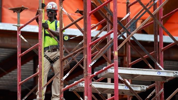 圖:AFP  美國11月新屋開工上升3.2%
