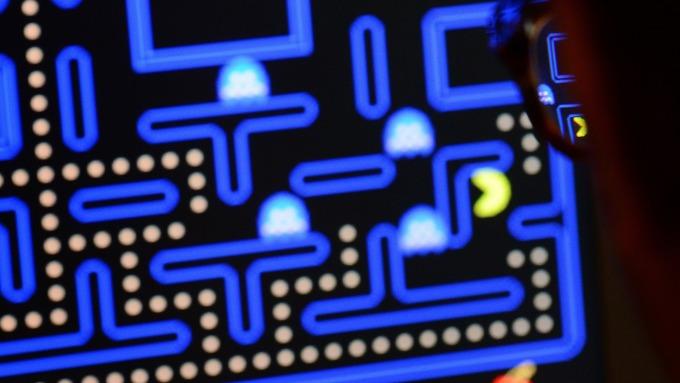 雅達利合作區塊鏈新創Animoca推區塊鏈版本遊戲(圖:AFP)