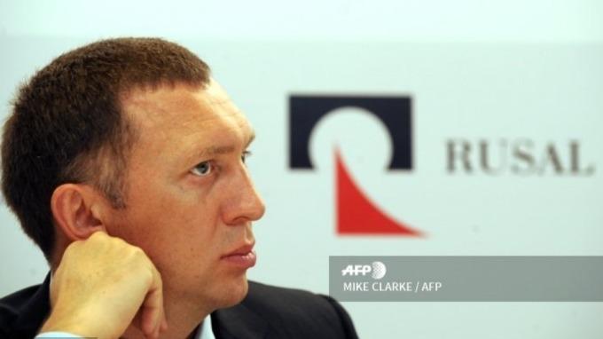 俄鋁大亨Oleg Deripaska(圖:AFP)