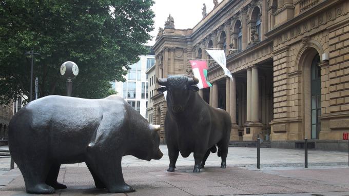 分析師認為,全球熊市才剛開始。(圖:AFP)