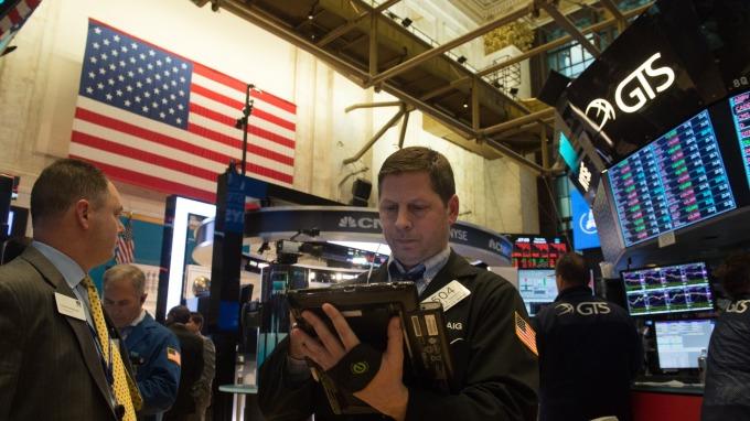 美股大幅反彈。(圖:AFP)