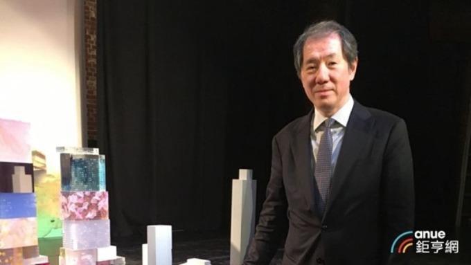 香港南海控股主席于品海。(鉅亨網記者張欽發攝)