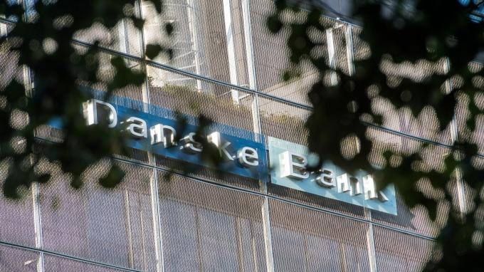 丹斯克銀行愛沙尼亞分行(圖:AFP)
