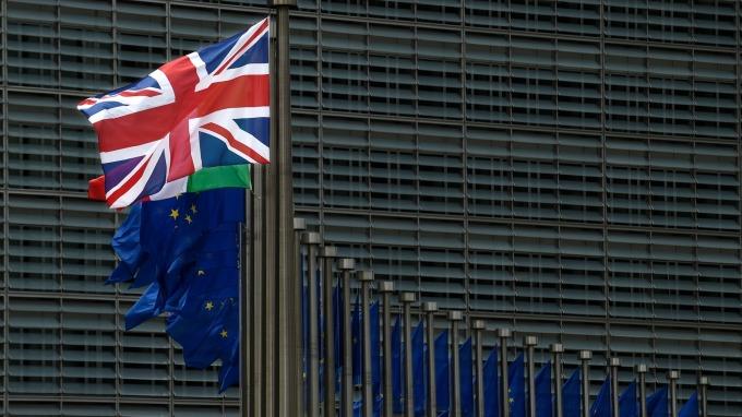 英國脫歐波折不斷。(圖:AFP)