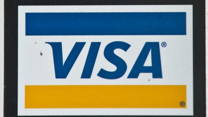 Visa收購英國跨境支付公司Earthport(圖:AFP)