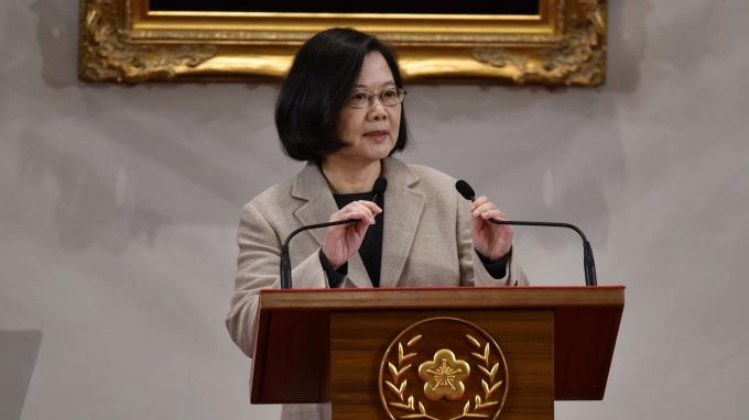 President Tsai may issue NTD50bn economic dividend.
