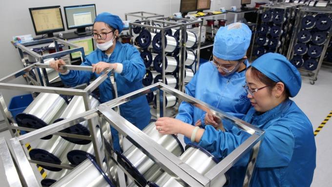 亞洲多地製造業PMI陷入收縮。(圖:AFP)