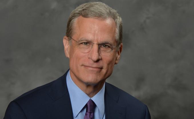 達拉斯聯邦儲備銀行行長 Robert Kaplan。(圖:AFP)