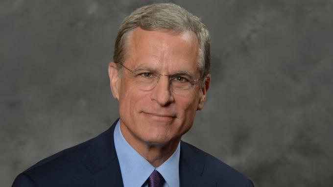 達拉斯聯儲主席Robert Kaplan。(圖:AFP)