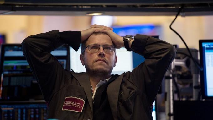 美股迎來近20年最糟糕開局。(圖:AFP)