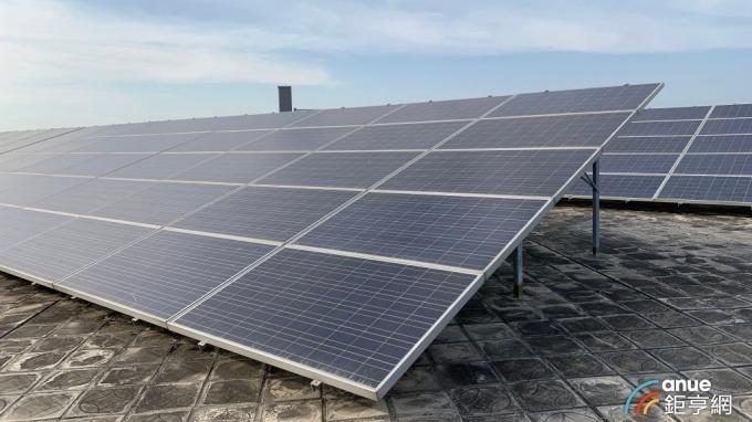 太陽能電池板。(鉅亨網資料照)