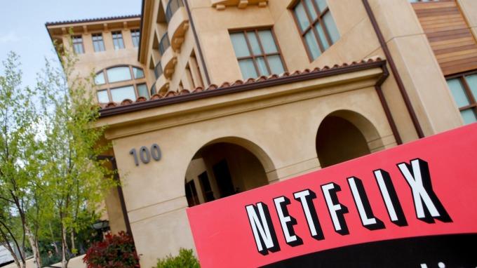 高盛看好Netflix股價表現。(圖:AFP)
