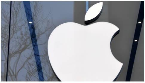 (圖二:全球最大智慧型手機供應商美國蘋果公司,鉅亨網AFP)