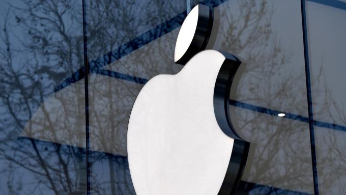 蘋果與三星宣布達成合作。(圖:AFP)