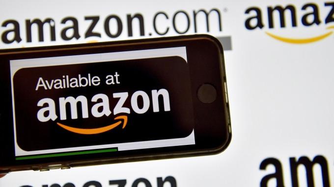 亞馬遜晉升全球最高市值公司。(圖:AFP)