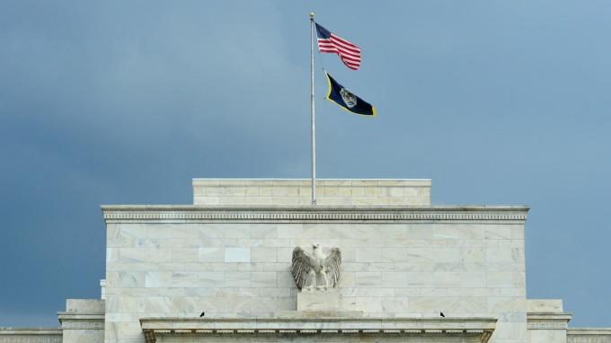 聯準會資產負債表已經縮減了4000億美元。(圖:AFP)