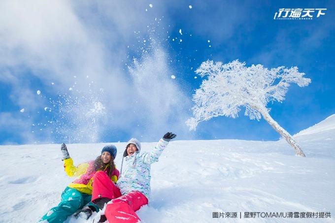 星野TOMAMU滑雪度假村