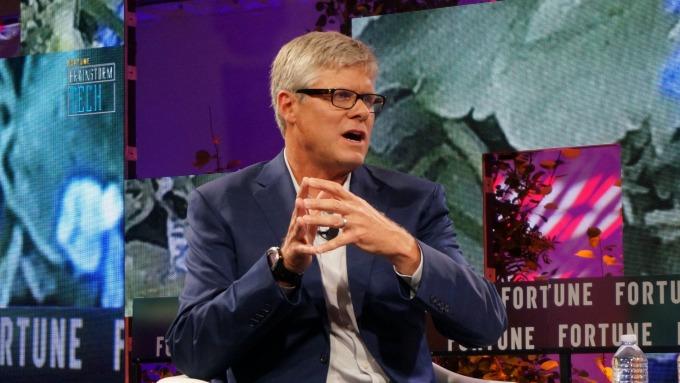 高通公司 CEO Steve Mollenkopf      (圖:AFP)